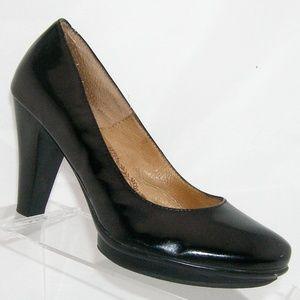 Sofft 'Ramona' black patent leather pumps 8M